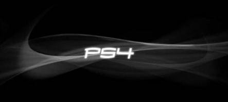 La PS4 n'est pas encore finalisée (c'est pour ça que vous ne l'avez pas vue)