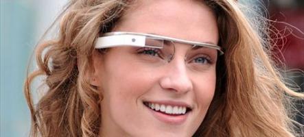 Les Google Glass pour fin 2013 au prix de 1500 €...
