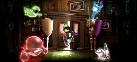 Luigi's Mansion 2 débarque sur 3DS