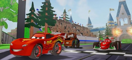 Disney Infinity s'offre un pack Cars