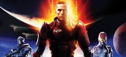 Un nouveau trailer pour Mass Effect 2