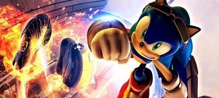 Sega annonce Sonic & Sega All-Stars Racing