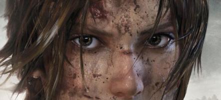 Lara Croft, ce soir, à la télé, nue
