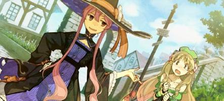 Atelier Ayesha: The Alchemist of Dusk, un nouveau RPG japonais pour PS3