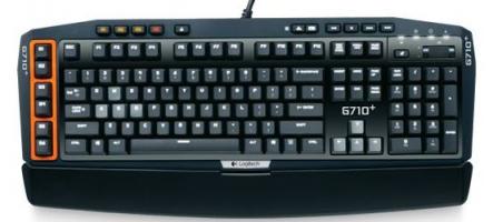 (Test) Clavier Logitech G710+