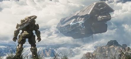 Un nouveau pack de maps pour Halo 4