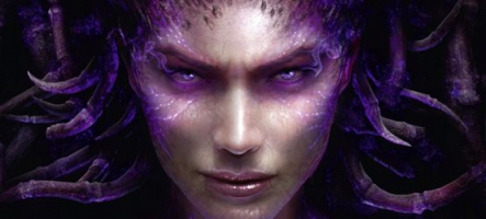 (Test) Starcraft II : Heart of the Swarm (PC, Mac)