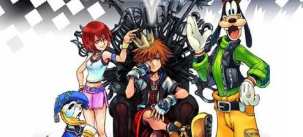 Découvrez Kingdom Hearts en HD