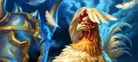 Blizzard annonce son nouveau jeu : Hearthstone: Heroes of Warcraft