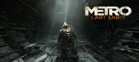 Metro Last Light : le bout du tunnel en vidéo