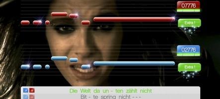 La tracklist de Singstar Hits 2