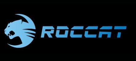 Concours Roccat : Gagnez des souris, des claviers et des tapis !