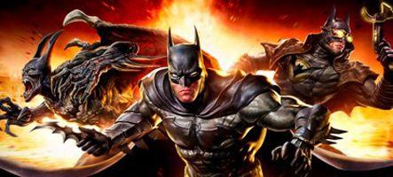 Infinite Crisis : Un nouveau MMO à base de super-héros