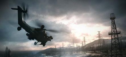 Battlefield 4 : Jaquette, prix, premières images...