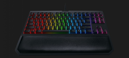 Test Razer BlackWidow Tournament Edition Chroma V2, le test du clavier