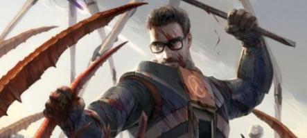 Une nouvelle BD Half-Life², gratuite
