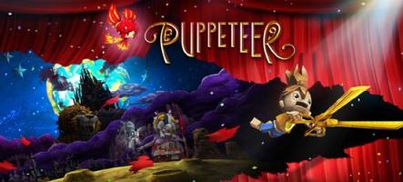 Puppeteer, un nouveau jeu signé Sony
