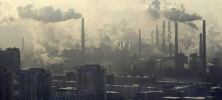 La pollution tue 1,2 million de gens par an en Chine