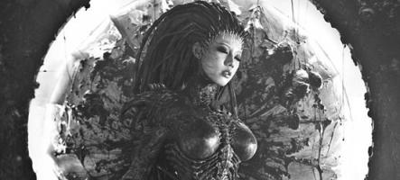 StarCraft II sexy comme vous ne l'avez jamais vu