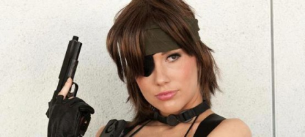 Metal Gear Solid : Un cosplay ultra-sexy