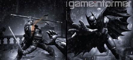 Les premières images de Batman : Arkham Origins