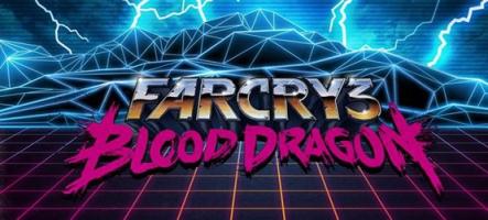 Far Cry 3 Blood Dragon : Découvrez les 15 premières minutes de jeu