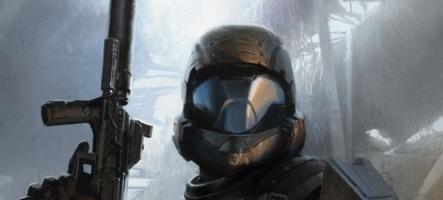 Un nouveau paddle Halo pour la 360