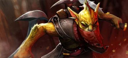 Le tournoi e-sport DOTA 2 repoussé à cause d'attaques de hackers