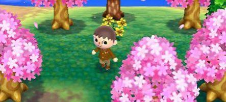 Découvrez Animal Crossing New Leaf sur 3DS