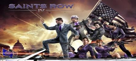 Saints Row 4 : La faillite de THQ n'a rien changé au jeu