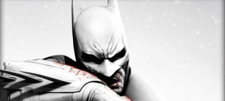 Batman surveille les soldats américains en Afghanistan