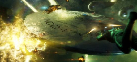 Star Trek The Video Game : le trailer de lancement