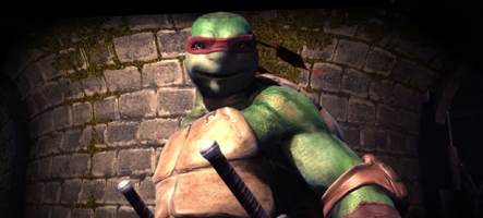 It's Pizza Time ! Les Tortues Ninja ressortent des égouts