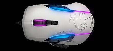 Roccat Kone Aimo, une des meilleures souris Gamer sur le marché