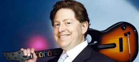 Le boss d'Activision a touché 65 millions de dollars de rémunération en 2012