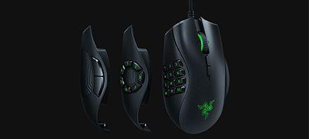 Razer Naga Trinity, la première souris multigenre