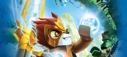 LEGO Legends of Chima : Le Voyage de Laval, en vidéo