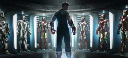 Iron Man 3 : La bande-annonce Thaïlandaise