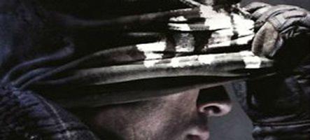 Call of Duty Ghosts : date de sortie et première vidéo