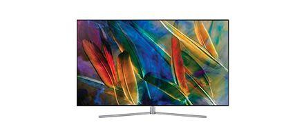 Test du Téléviseur Samsung QLED 55Q7F
