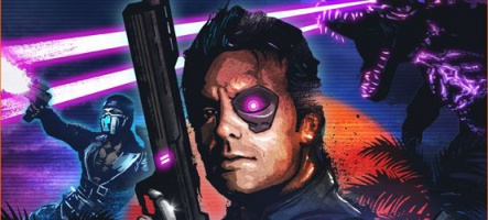 (Test) Far Cry 3 Blood Dragon (NES, Master System, IBM PC)