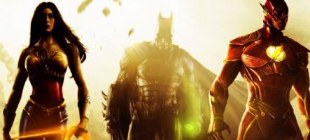 Injustice : Batgirl s'invite à la fête