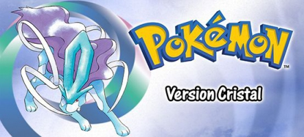 Pokémon Version Cristal (Nintendo 3DS)
