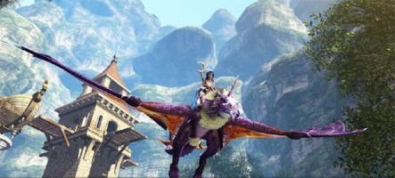 Dragon's Prophet et ses paysages à couper le souffle