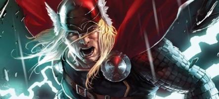 Marvel Heroes va vous rendre marteau