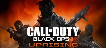 Call of Duty Black Ops II Uprising sort sur PC et PS3