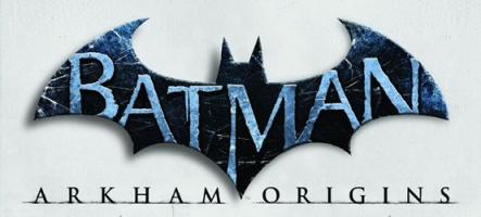 Batman Arkham Origins : La toute première vidéo
