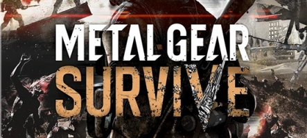 Metal Gear Survive (PC, Xbox One, PS4)