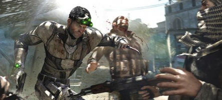 Splinter Cell Blacklist proposera du coop