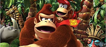 (Test) Donkey Kong Country Returns 3D (3DS)
